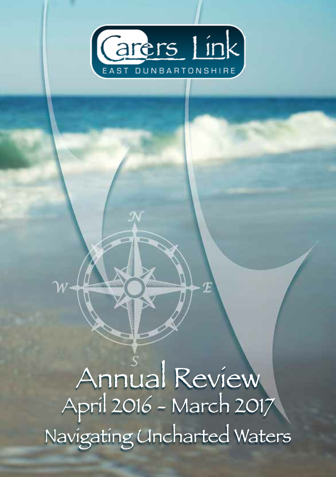 cover of annual report 2016-17