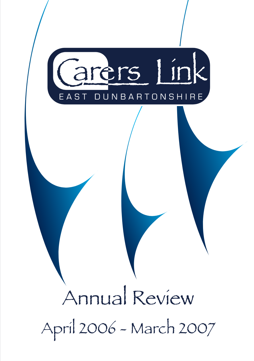 Cover of annual report 2006-07