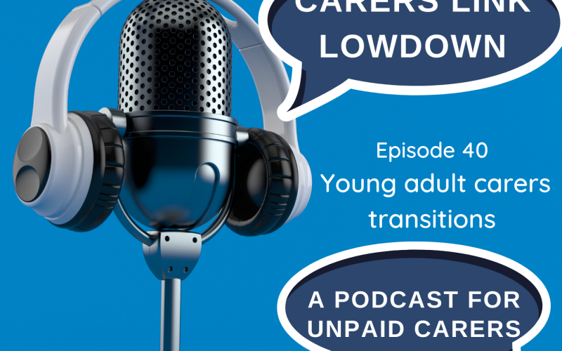 Young adult carer transitions