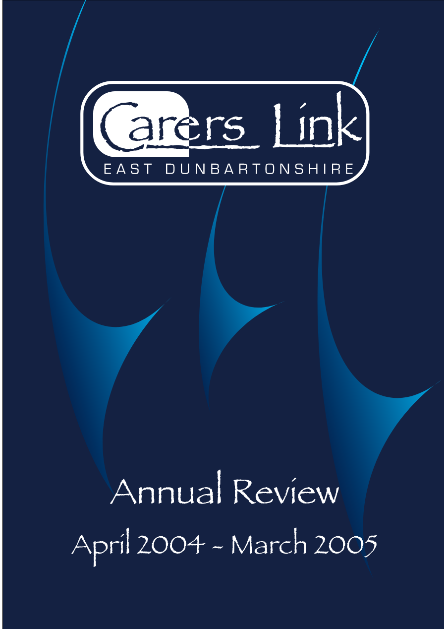 Carers Link Annual Report 2004-2005