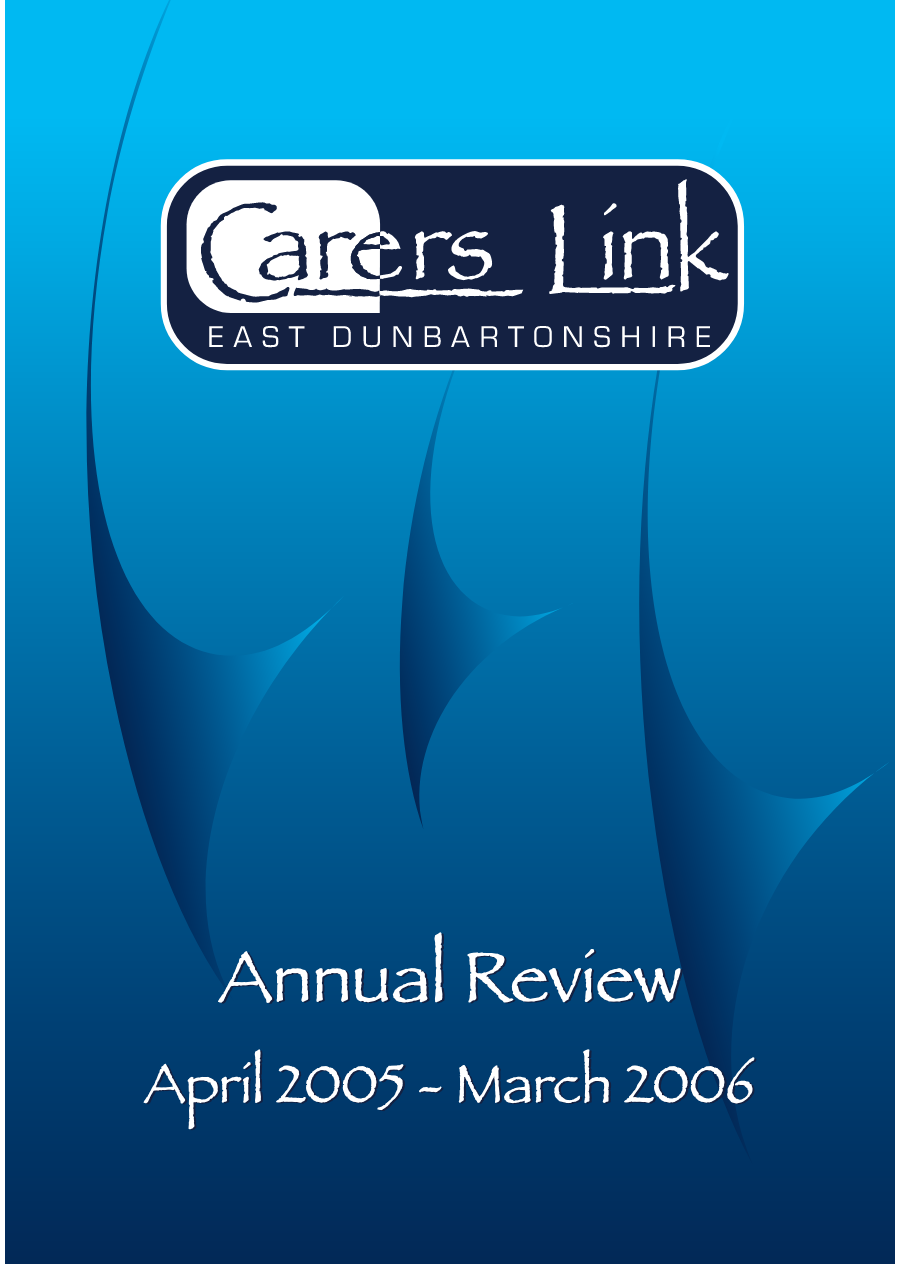 Carers Link Annual Report 2005-2006
