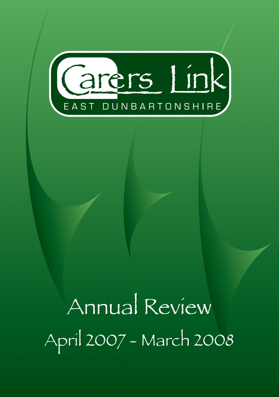 Carers Link Annual Report 2012-2013
