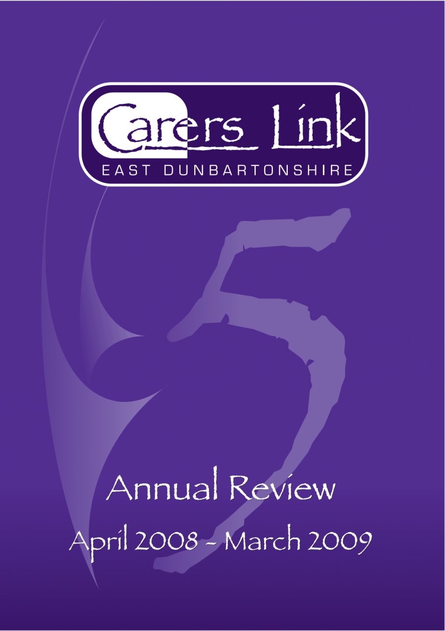 Carers Link Annual Report 2008-2009