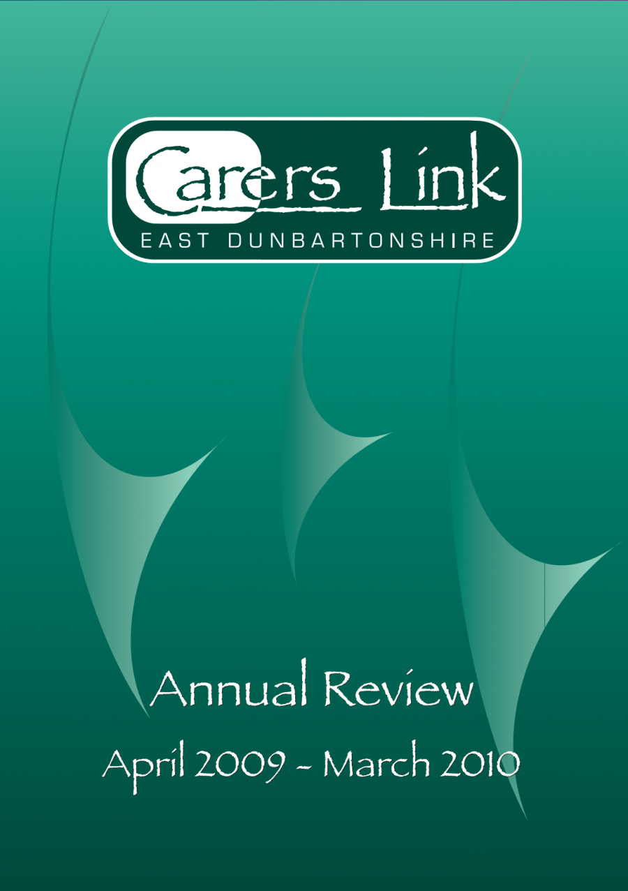 Carers Link Annual Report 2009-2010