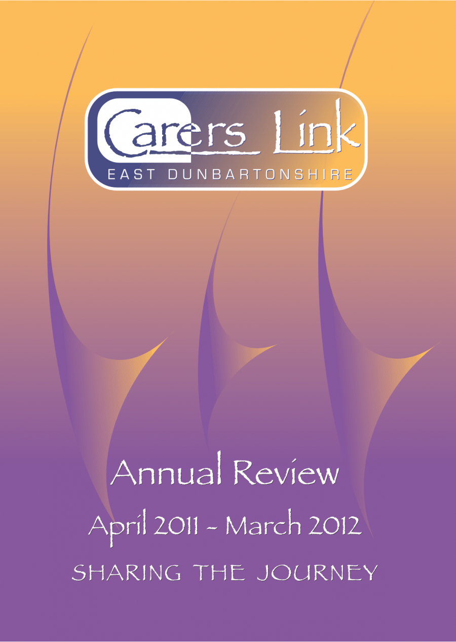 Carers Link Annual Report 2011-2012
