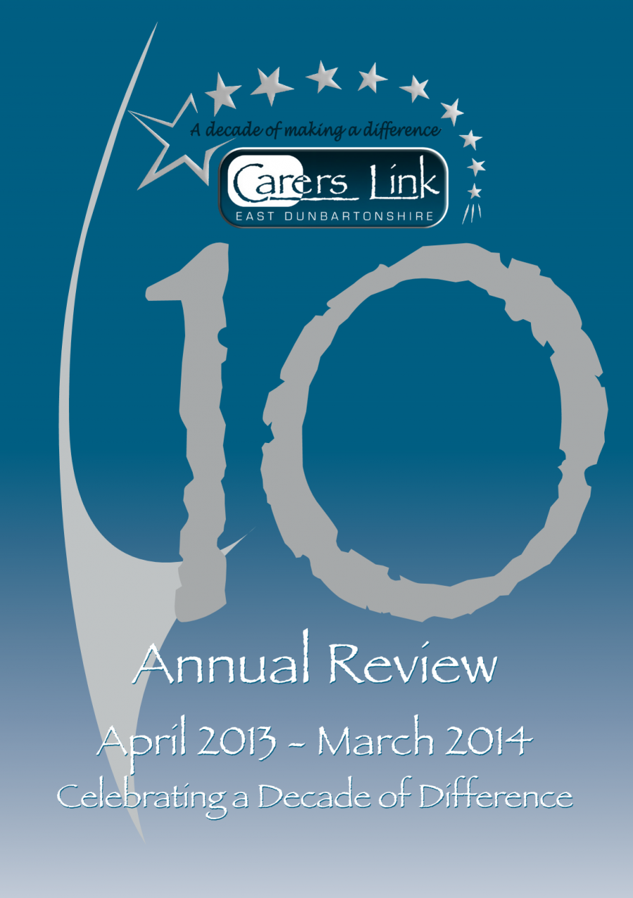 Carers Link Annual Report 2013-2014