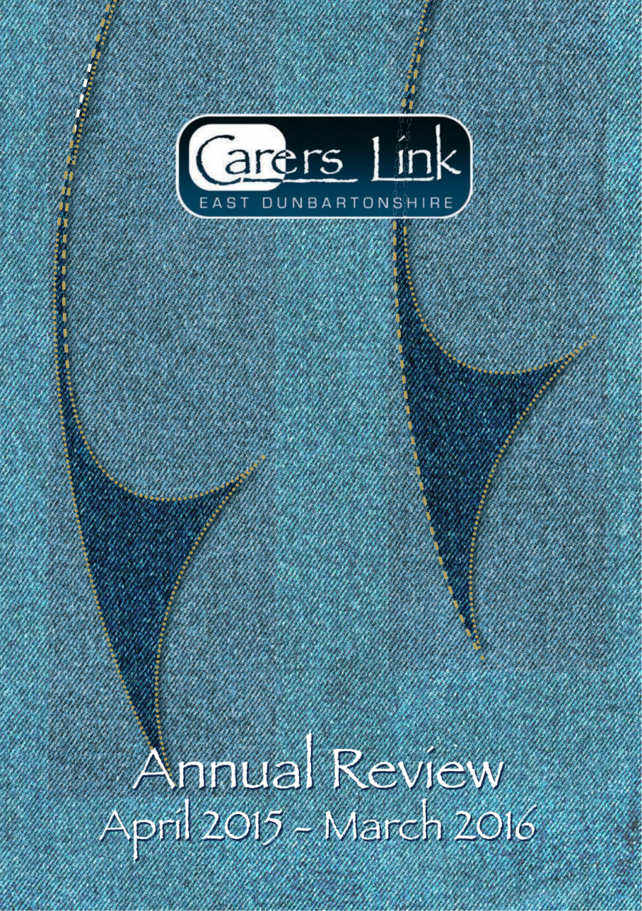 Carers Link Annual Report 2015-2016