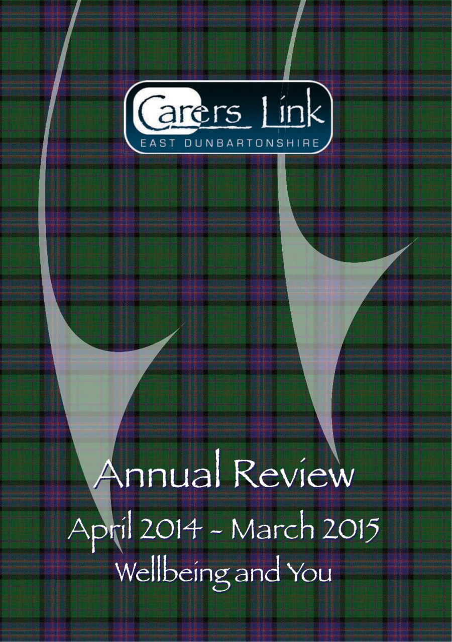 Carers Link Annual Report 2014-2015