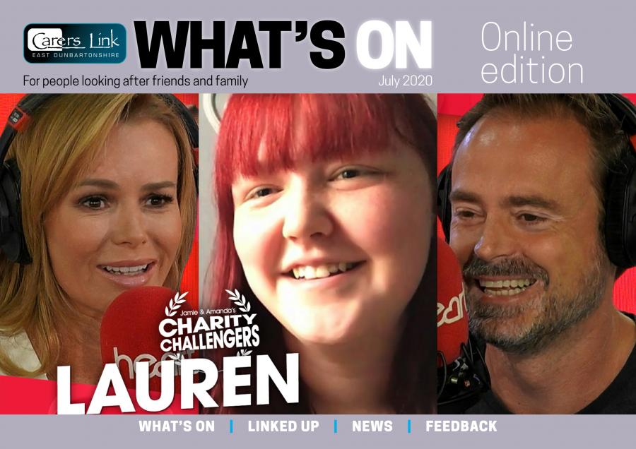 Carers Link newsletter July 2020