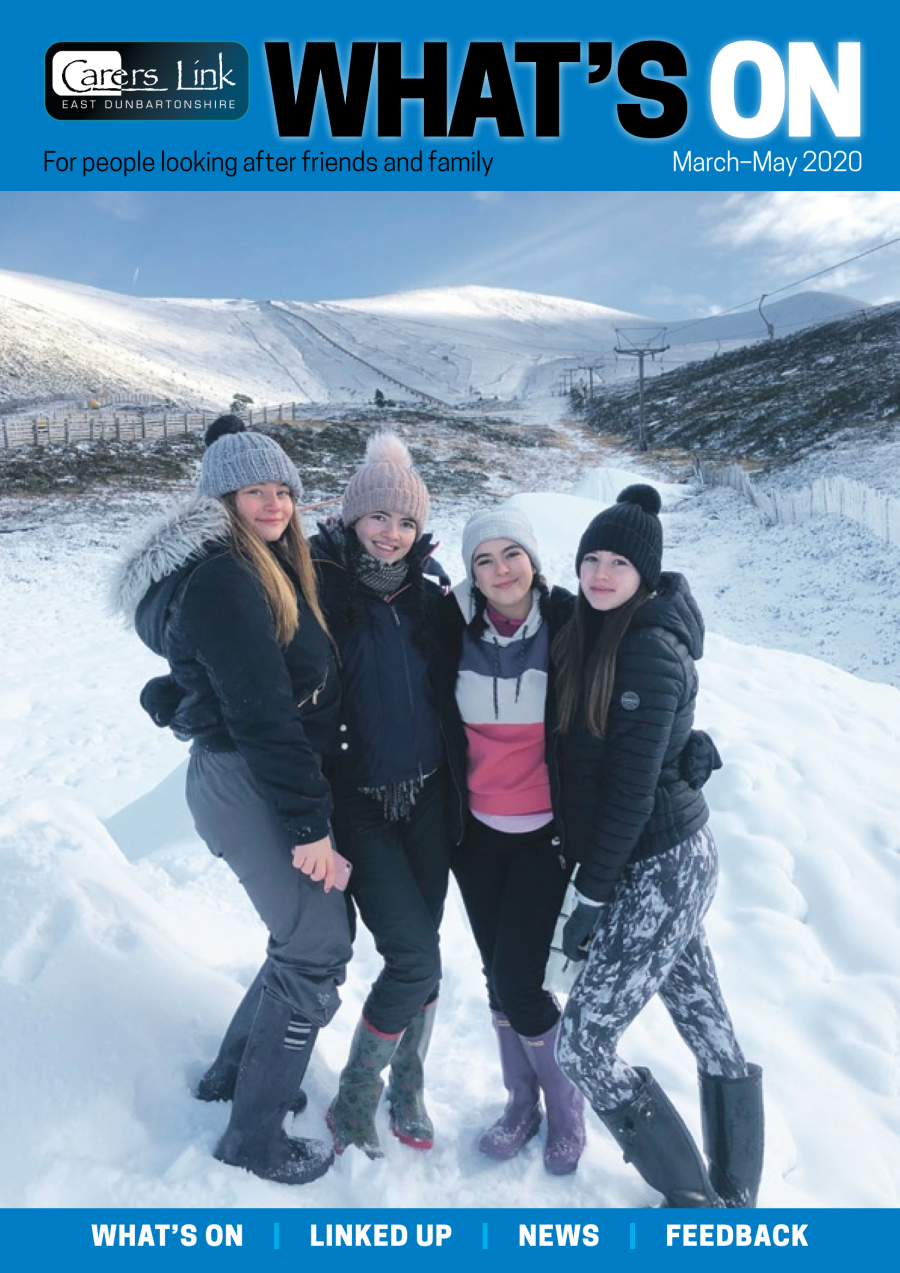 Carers Link newsletter March 2020