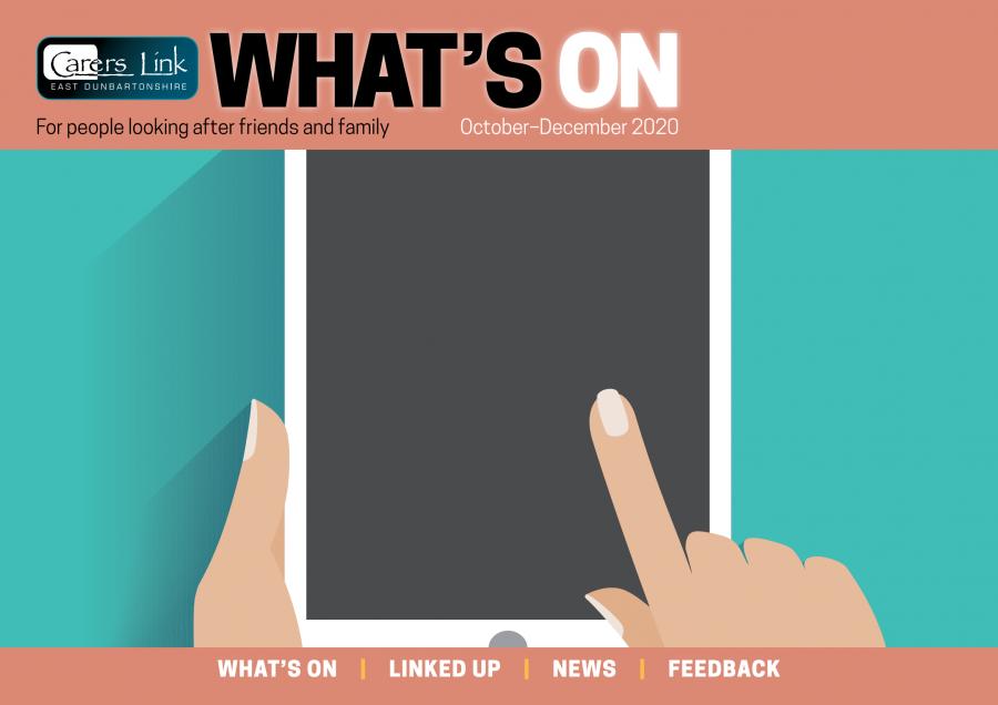 Carers Link newsletter October 2020